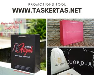 paper bag promosi shopping bag toko